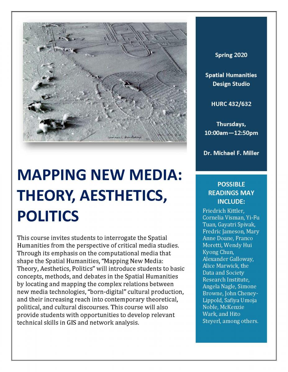 Mapping New Media